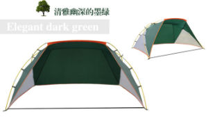Carries New Design Beach Tent for Sun Wind Shelter Portable Beach Tent