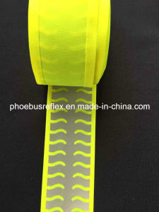 Customized Reflective Trim/Pipping 5cm Width