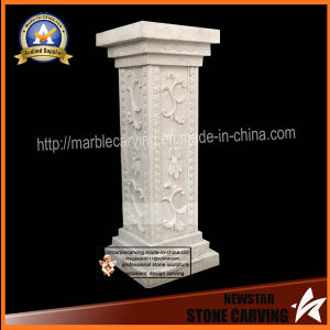Matte-Finished Square Pedestal Pillars, Garden Flower Planter Pedestal Display pictures & photos