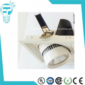 Shopping Mall Cylinder COB LED Track Light