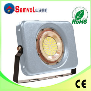 100W New LED Floodlight with IP67, Approved CE and RoHS Certificate