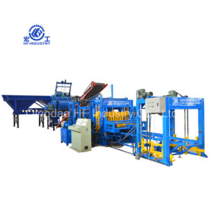 Automatic Pav Brick Making Machine / Automatic Brick Manufacturing Plant pictures & photos