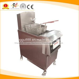 Deep Fryer, Electric Deep Fryer with Oil Pump (CE&ISO approval)