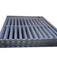 Metal Farm Fence Wire Fence Galvanised Metal Barrier