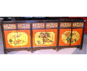 Antique Reproduction Hand Painting Buffet Lwc246 pictures & photos