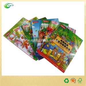 Full Color Printing for Children Book, Catalogue, Comic Book (CKT-BK-407)