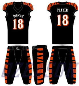 Sublimation Polyester American Football Jersey (C232) pictures & photos