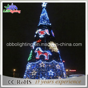 2015 Commercial Display 5m to 30m Giant Artificial Christmas Trees
