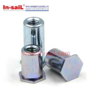Self-Clinching Blind Hexagonal Electrical Standoff Fastener pictures & photos
