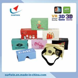 2018 Branded Virtual Reality Google Cardboard 3D Vr Glasses for Smart Phone