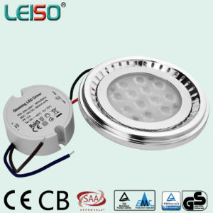 CRI80 12.5W 1100lm LED Spotlight AR111 From Leiso (S012-G53-D) pictures & photos
