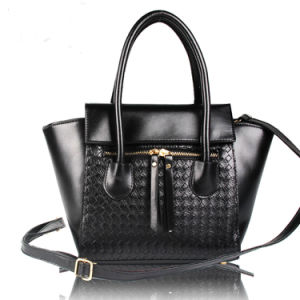 Shopping and Leisure Fashion Bag of Leather Handbag (XP1187) pictures & photos