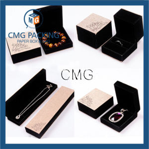 Luxury Hand Made Paper Jewelry Box pictures & photos