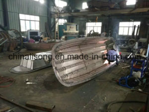 Plastic Boat Mould