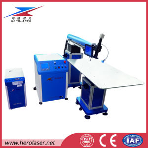 Herolaser 200W Laser Welding Machine for Advertising Signs, Metal Channel Letters Processing pictures & photos