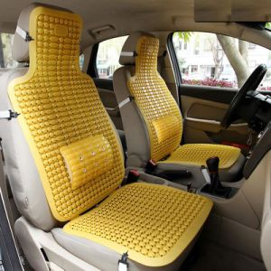 Cool Plastic Car Seat Cushion