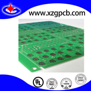 Carbon Ink (carbon oil) Keyboard PCB with Resistance (impedance) pictures & photos