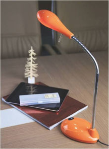 220lm 3.2W Plastic LED Desk Lamp