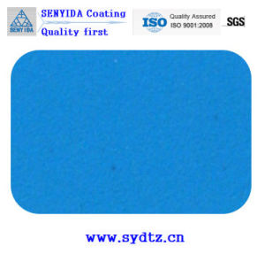 Powder Coating Paint of Transparent Blue pictures & photos
