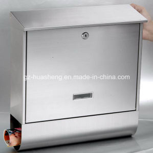 Stainless Steel Mailbox for Department (HS-MB-012) pictures & photos