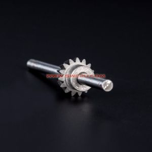 CNC Machined High Precision Smooth Spur Aluminum Alloy Gear for Industrial pictures & photos
