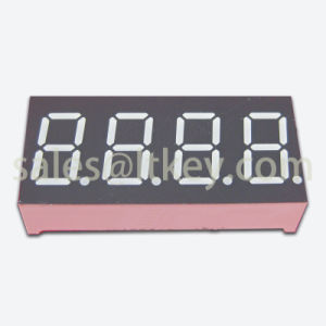 0.36 Inch 4 Digits 7 Segment LED Display pictures & photos