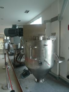 Double Speed Vertical Ribbon Mixer pictures & photos