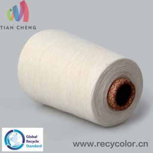 100% Raw Recycled Cotton Yarn for Glove