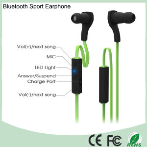 Wireless Bluetooth Handsfree Earphone Headset (BT-188) pictures & photos