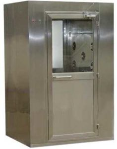 Air Shower Lab Equipment Cleanroom Equipment for Air Purification