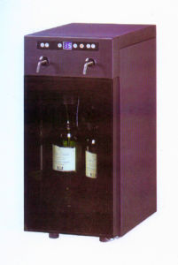 2 Bottles Red Wine Cooler/Wine Dispenser/Wine Cellar/Wine Cabinet (SC-2) pictures & photos