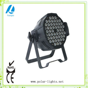 54*3W RGBW 4in1 LED PAR Stage Light for Sale (PL-P092B)