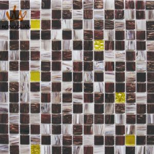Mixture Color 20X20mm Mosaic for Bathroom and Kitchen (MC824) pictures & photos