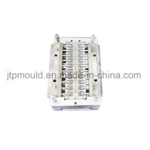 20 Cavities Good Quality Plastic Injection Clip Mould pictures & photos