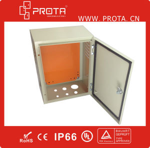 IP65 Metal Electric Panel Box / Power Distribution Cabinet pictures & photos