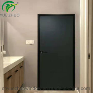 China Home Depot Style Frameless Modern Design Room Door China Door Interior Door