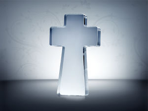 Standing Crystal Cross (CC31080, CC31090, CC31100) pictures & photos