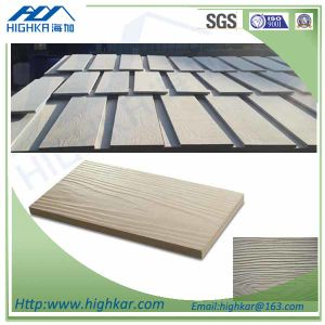 Medium Density Fiber Reinforced Steel Structure Board pictures & photos