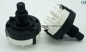 Factory Supplier Juicer Switch, 8 Position Rotary Switch pictures & photos