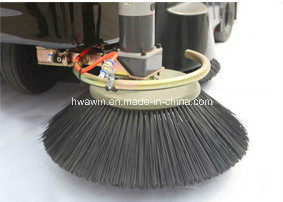 Electric Road & Street Cleaning Sweeper pictures & photos