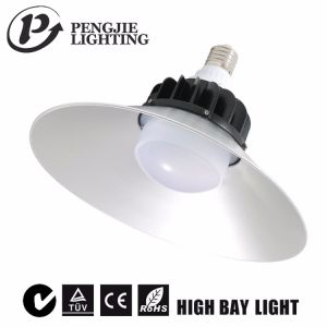 High Quality Induction Ultrathin Energy Saving 50W LED High Bay Light pictures & photos