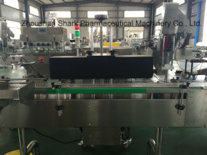 Automatic High-Speed Pharmaceutical Machinery Aluminum Foil Sealing Machine
