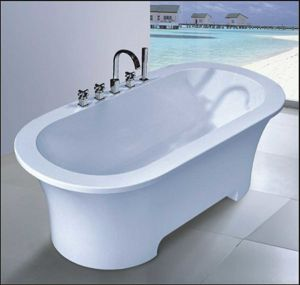 1750mm Freestanding Modern Bathtub (AT-0922) pictures & photos