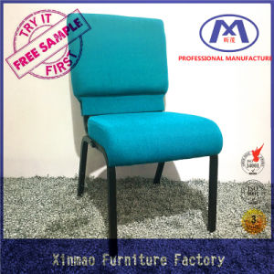 Wholesale Stackable Metal Durable Linked Steel Green Conference Chair
