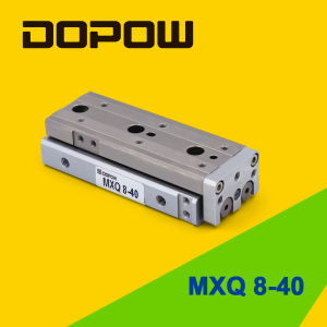 Dopow Mxq Compact Pneumatic Slide Cylinder pictures & photos