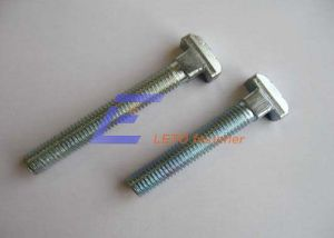 DIN186-T-Head Bolts with Square Neck