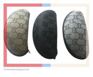 EVA Sunglasses Case with Zipper and Various Shape Available
