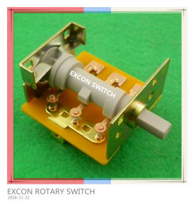 6 Position 60 Degree Rotary Switch Hr31 Sereis for Fan Heater
