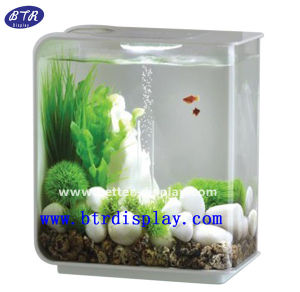 Custom Min Fancy Fish Tank Table (BTR-S2058) pictures & photos