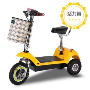 Smartek 3 Wheel Scooter Patrol Electric Tricycle Electric Self Balance Scooter High Quality Electric Scooter Eac-500-1 pictures & photos